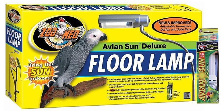ультрафиолетовая лампа для попугаев