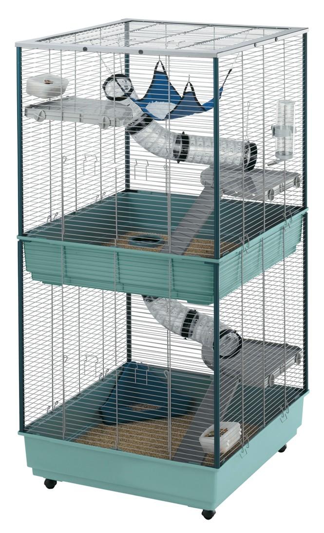 клетка для домашней крысы