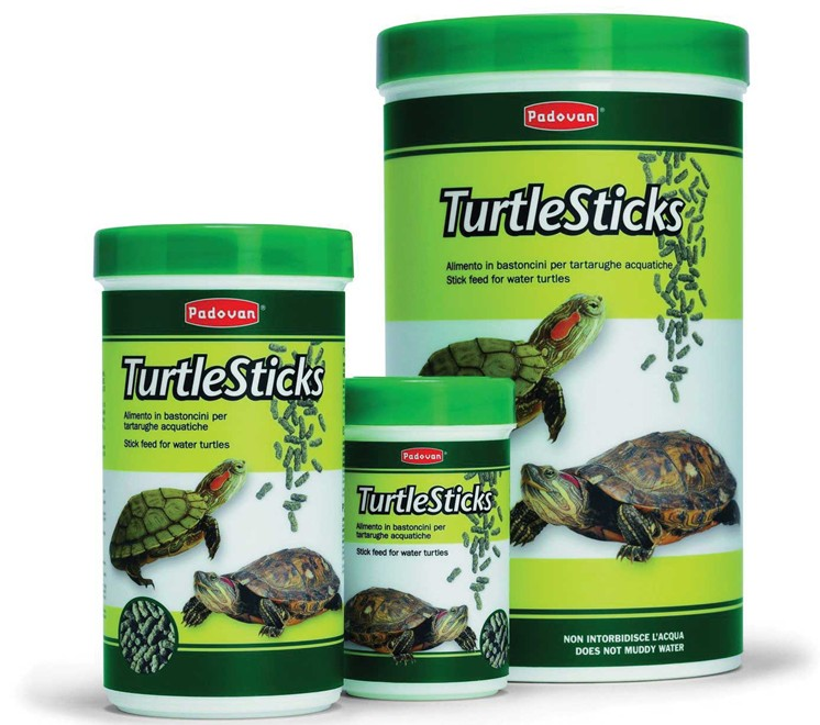 сухой готовый корм для черепахи