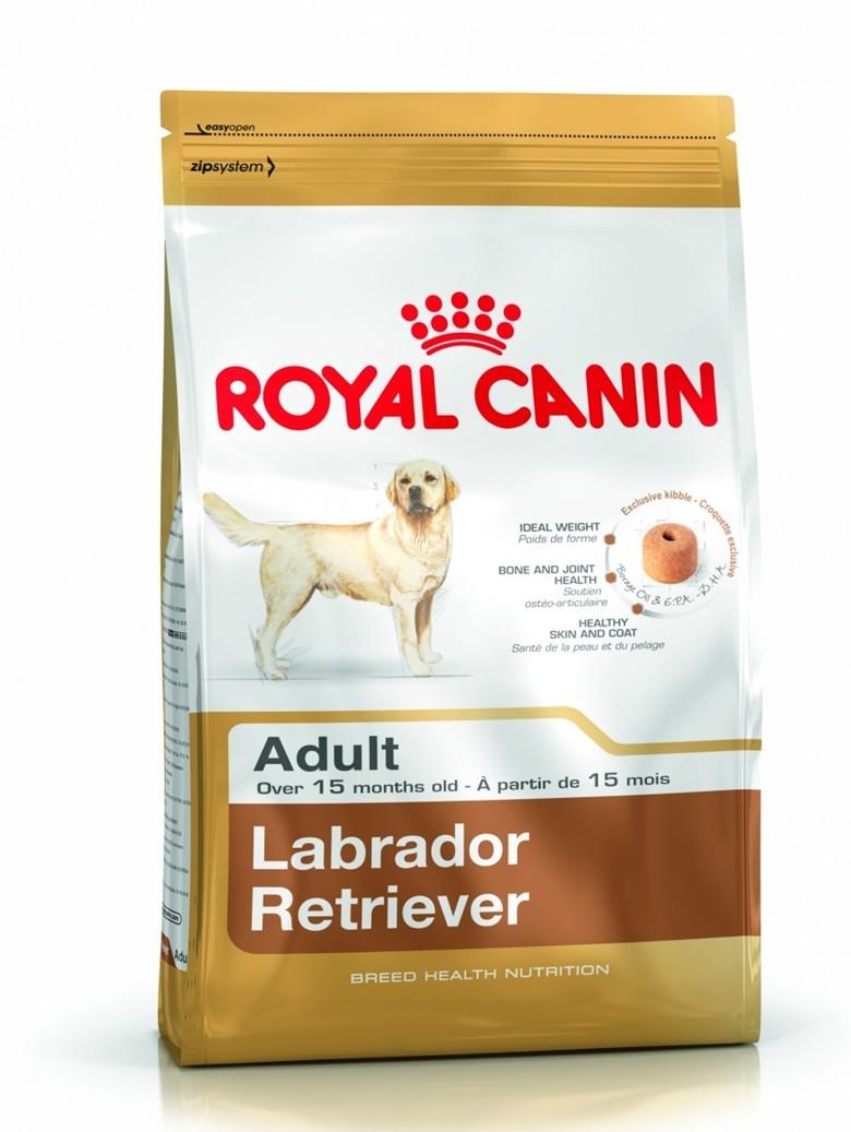 промышленные корма для собак