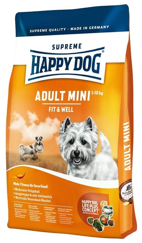 промышленный корм для собак