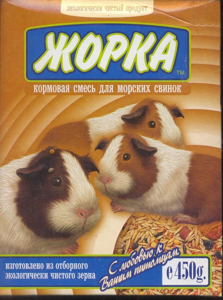 промышленные корма для грызунов