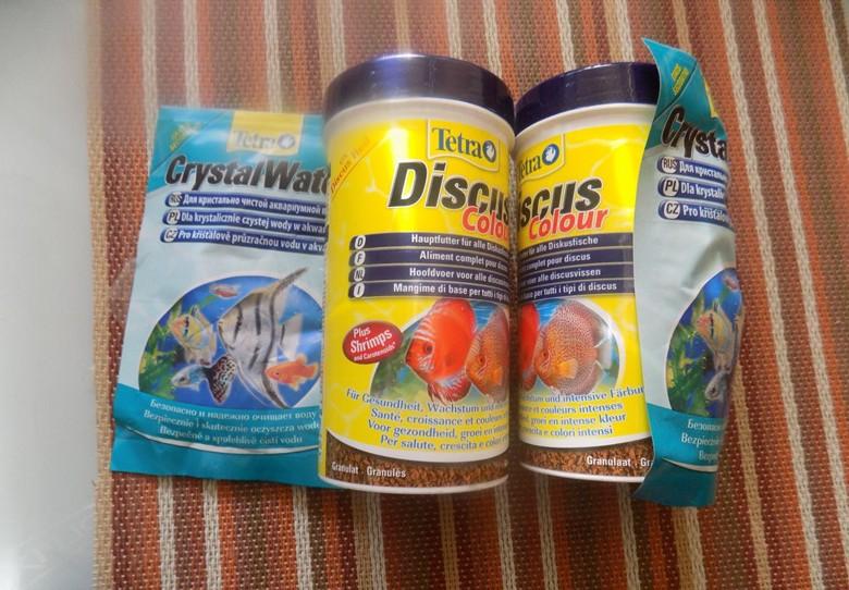 сухие корма для аквариумных рыб