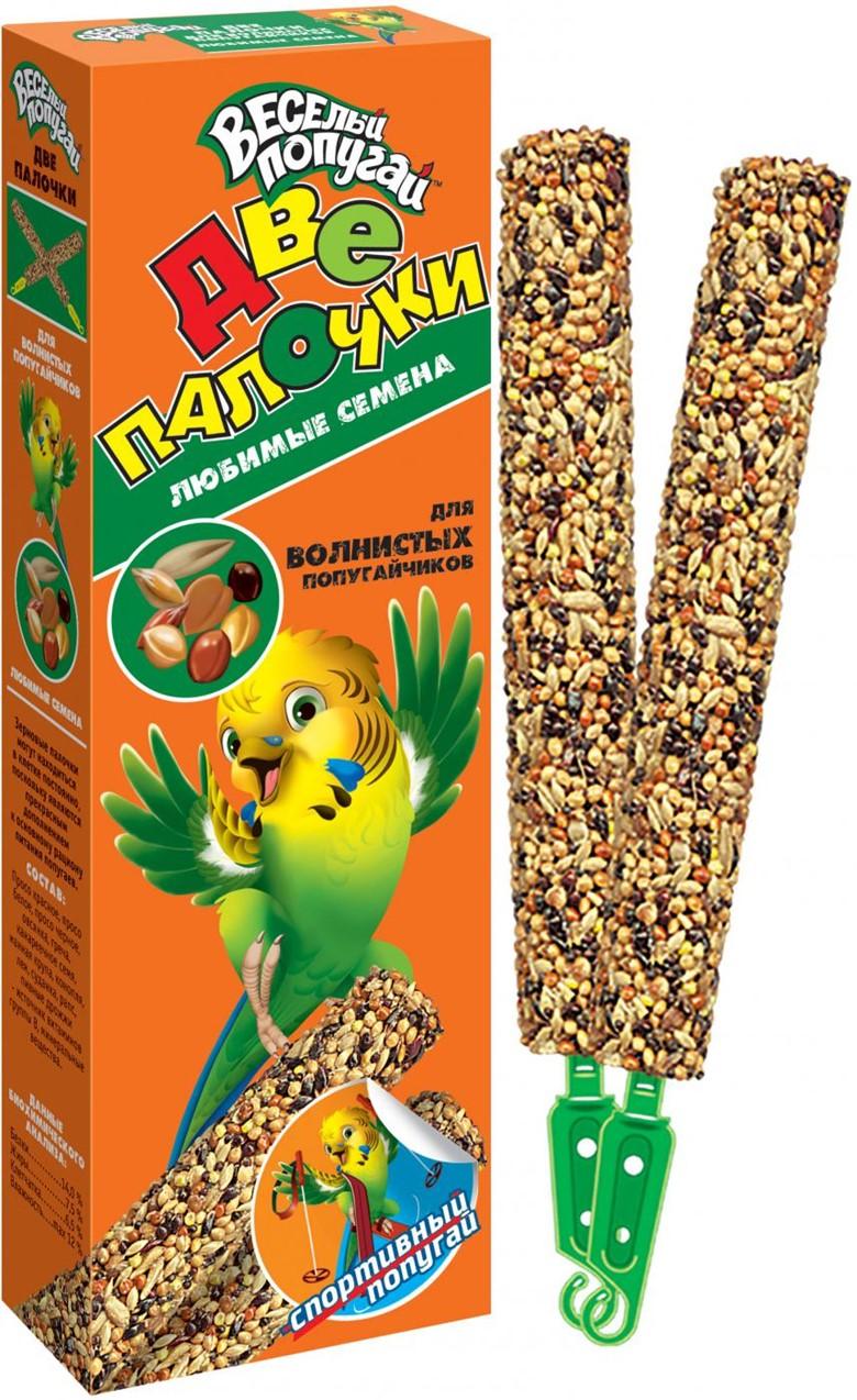 сухие корма для попугаев